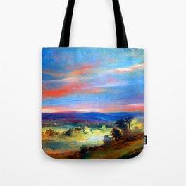 John Constable Hampstead Heath Tote Bag