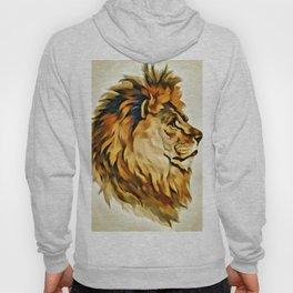 MAJESTIC LION PORTRAIT Hoody
