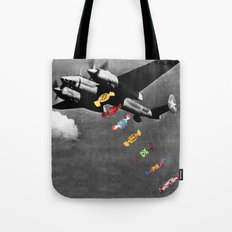 Candy Bomber Tote Bag