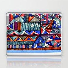 Tribal Texture Laptop & iPad Skin
