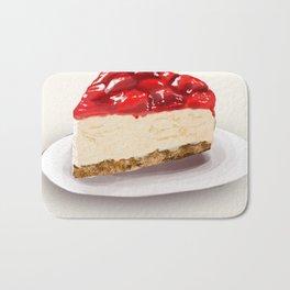 Strawberry Cheese Cake Bath Mat