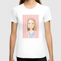 tenenbaums T-shirts featuring Margot Tenenbaum The Royal Tenenbaums by suPmön