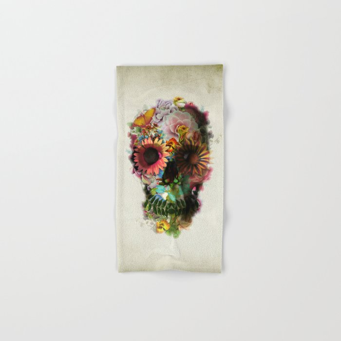 SKULL 2 Hand & Bath Towel