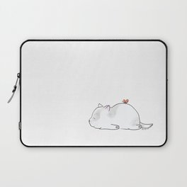 I'm tired, Butterfly. Laptop Sleeve