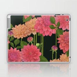 idyllic // dahlia Laptop & iPad Skin