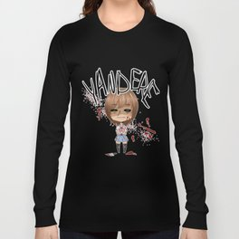 Yandere Girl Long Sleeve T-shirt