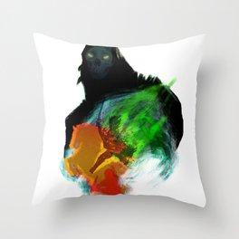 Uprising Throw Pillow