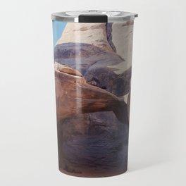 Sand Dune Arch Travel Mug