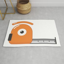 the size of the glance Rug
