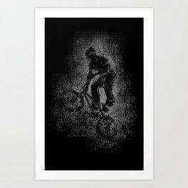 x3m  Art Print
