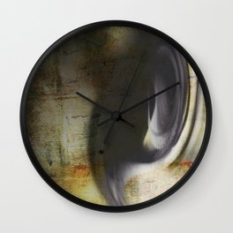 """""""celestial echoes"""" Wall Clock"""