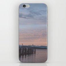 Starnbergersee at dawn iPhone & iPod Skin