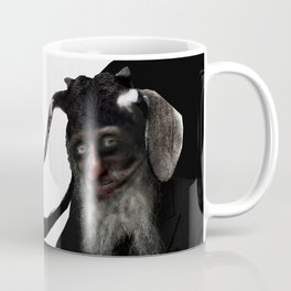 The Mountain Goat Witch Coffee Mug