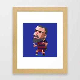 ARDA TURAN Framed Art Print