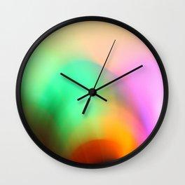 """""""glow"""" Wall Clock"""