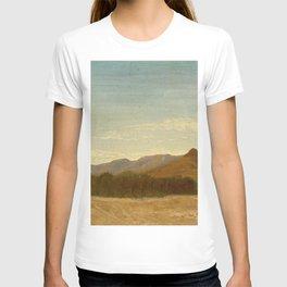 Albert Bierstadt - The Plains Near Fort Laramie T-shirt