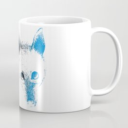 Flying fox face Coffee Mug