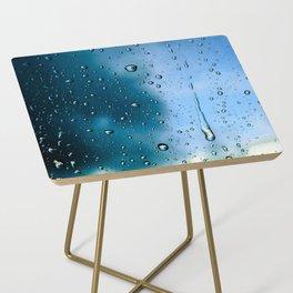 Raindrops Side Table