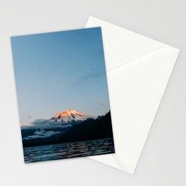 Mount Baker x Lake Baker Stationery Cards