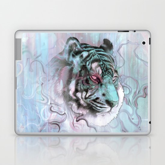 Illusive By Nature (Blue) Laptop & iPad Skin
