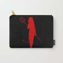 Little Devil Carry-All Pouch