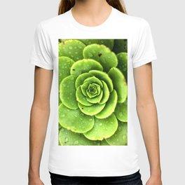 Wet Green T-shirt