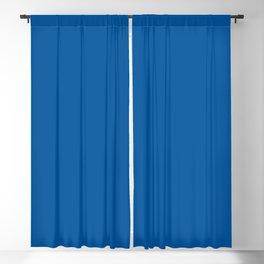 Princess Blue 19-4150 TCX | Pantone | Color Trends | New York & London | Spring Summer 2019 | Solid Blackout Curtain