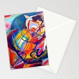 Wassily Kandinsky Improvisation III Stationery Cards