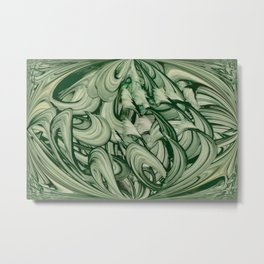 Arachne Metal Print