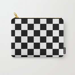 Ska Checker Pattern Carry-All Pouch