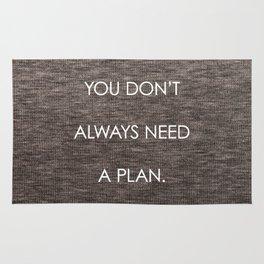 Plan Rug