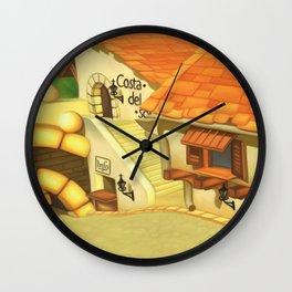 Costa Del Sol Entrance Wall Clock