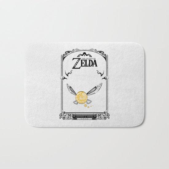 Zelda legend - Navi Bath Mat