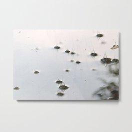 in drops Metal Print