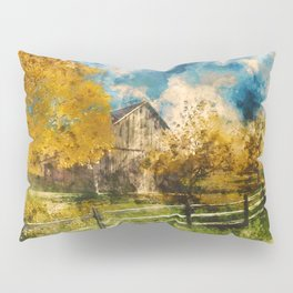 Into the Fields Pillow Sham