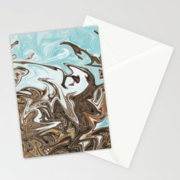 Reaching to the Heavens Stationery Cards