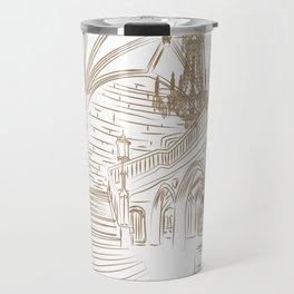 Royal Ballroom Travel Mug