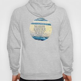 The Lord is Mightier than the Seas Hoody