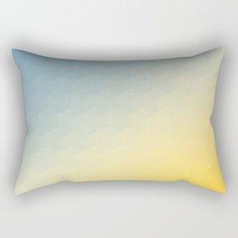 Civil Twilight Rectangular Pillow