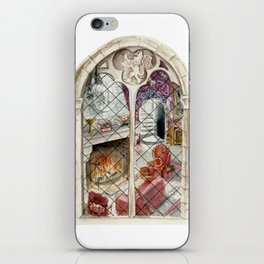 Wizard Window of Bravery iPhone Skin