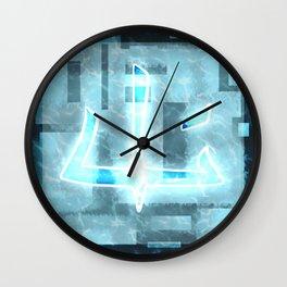 Ninjago Zane 2015 Wall Clock