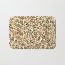 Playing cards kings and queens Dondorf Shakespeare Bath Mat