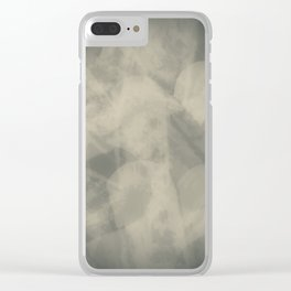 Abstract collection 116 (v.3) Clear iPhone Case