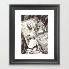 Bounty Achievement Framed Art Print