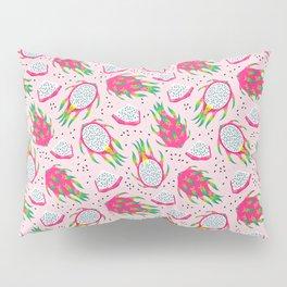 Dragon fruit pink Pillow Sham