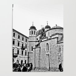 Kotor Square Poster