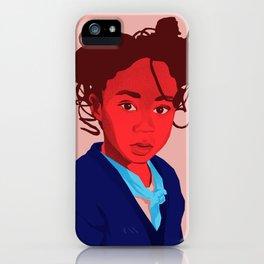 Estella iPhone Case