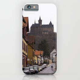 Wernigerode Castle iPhone Case