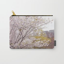 High Park Cherry Blossoms on May 11th, 2018. X Carry-All Pouch