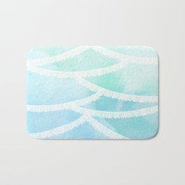 Winter Banners Bath Mat